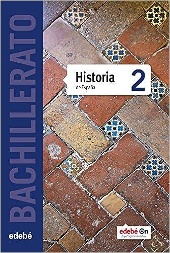 HISTORIA DE ESPAÑA TX2 (CAS) - 9788468316901: Amazon.es: Edebé ...