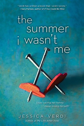 Amazon the summer i wasnt me ebook jessica verdi kindle store the summer i wasnt me by verdi jessica fandeluxe Image collections