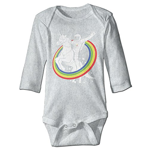 DW Infant Epic Combo #23 NO.23 Long Sleeve Bodysuits Ash 24 Months