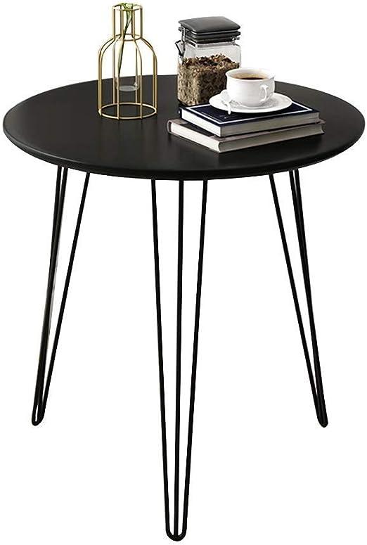 Pequeña mesa de café Mesa redonda habitación pequeña mesa de café ...