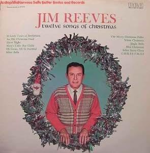 Jim Reeves - Twelve Songs of Christmas - Amazon.com Music
