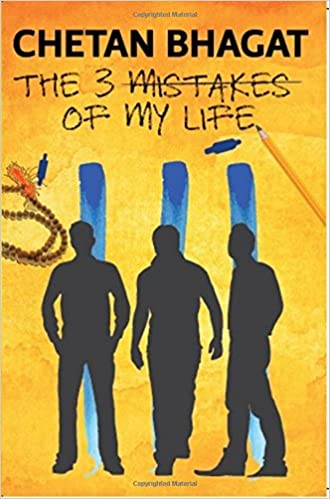 Chetan Bhagat Book 3 Mistakes Of My Life