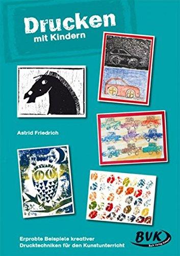 Drucken mit Kindern: Druckwerkstatt