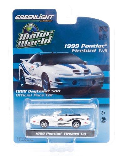 Daytona 500 Pace Car (GreenLight 1999 Pontiac Firebird T/A Daytona 500 Pace Car (1:64 Scale))