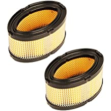 HIFROM Air Filter Replace for Tecumseh 33268 33263 Fit for HM70 HM80 H80 VM80 HM100 HXL840 TVM195 John Deere M49746 30-100 100-115