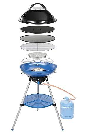Campingaz Cg Party Grill600 al aire libre equipo de gas estufas azul, Azul, Talla Única: Amazon.es: Deportes y aire libre