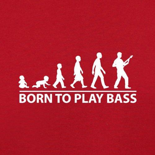 Born Dressdown Bass To Retro Red Bag Play Flight zFfPxqFZw