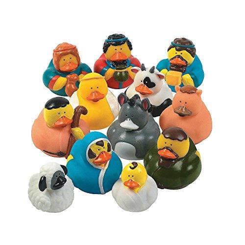 Duck Bath Set - 4