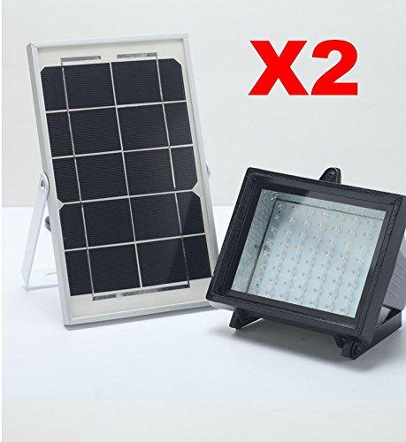 solar car port lights - 2