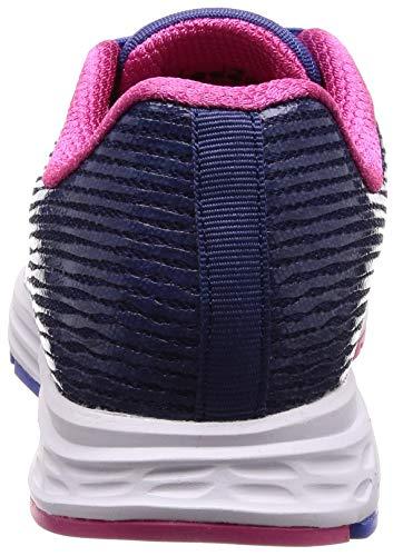 Azul Mujer Diadora Running blu 3 Action Zapatilla C3575 Profondo bleu W De Persia Para q40qAw8