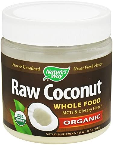 Natures Way Raw Coconut oil 16