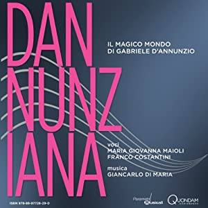 Dannunziana Audiobook