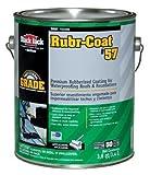GARDNER-GIBSON 6080-9-34 3.6QT Rub Roof Coating