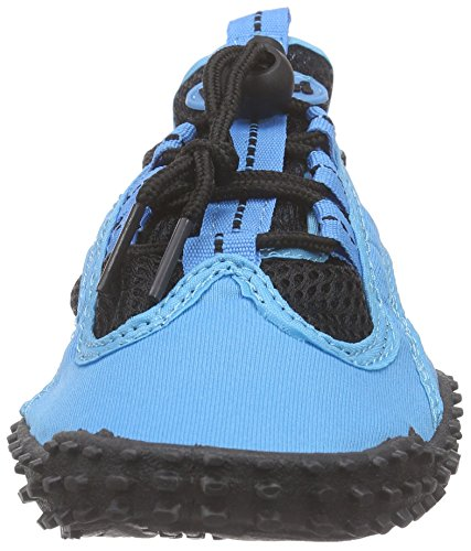 Zapatillas Neonfarben Surfschuhe Adulto Badeschuhe Playshoes Blau Aquaschuhe 7 Azul Unisex Blau AUxIR66gqw