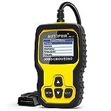 JOBD Code Reader AUTOPHIX OM127 Check Engine Light OBDII Scanner For for Japanese Vehicles TOYOTA...