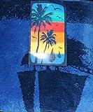 Kirkland Signature 100% Egyptian Cotton Beach Towel (Sunset Bay)