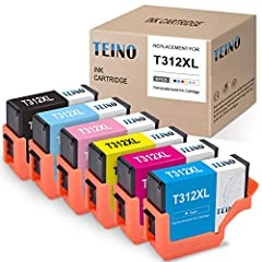 About TEINO: TEINO ink cartridge produces strikingly vibrant colors on presentations and documents so you can keep your printing in-house. Our premium compatible replacement ink cartridge product is specially engineered to meet the highest st...