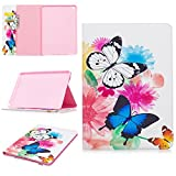 New iPad 9.7 2017 Case - Fisel Shockproof Folio Flip PU Leather Magnetic Detachable Wallet Case With Card Holder & Money Pockets and Kickstand Cover for New iPad 9.7 Inch 2017 Model