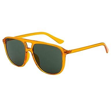 HCFKJ Gafas De Sol De Gradiente Polarizadas Para Mujer Gafas ...