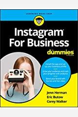 Instagram For Business For Dummies Paperback