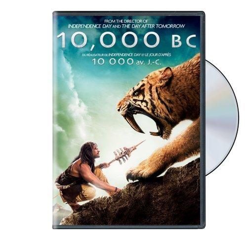 10,000 B.C. (10 000 av. J.C.) (2008) by Camilla Belle -  DVD, Roland Emmerich, Camilla Belle.Steven Strait.Marco Khan