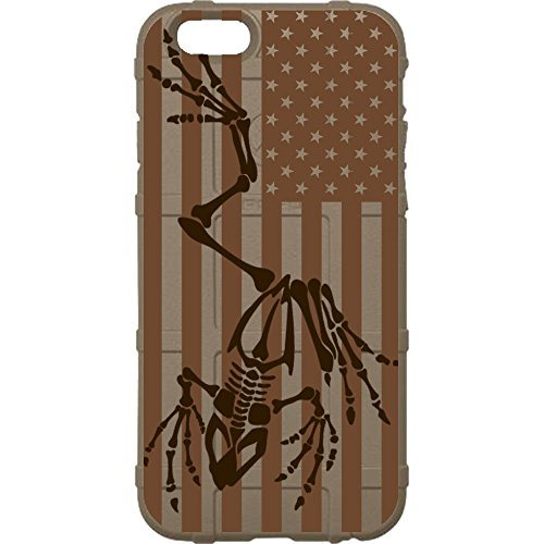 Authentic Seal - LIMITED EDITION - Authentic Made in U.S.A. Magpul Industries Field Case for Apple iPhone 6 / 6S (4.7