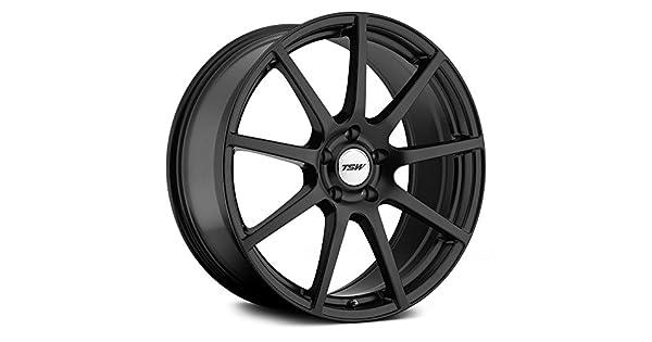 Amazon.com: 19 inch, 19 x 9 TSW ruedas interlagos negro mate ...
