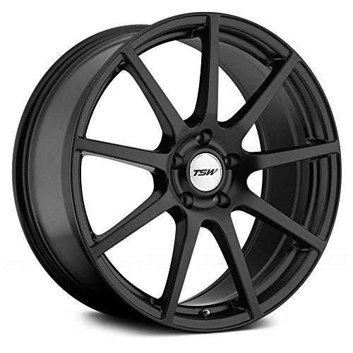 TSW Interlagos Matte Black Wheel (19x9.5