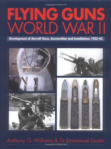 Flying Guns of World War II (Different Types Of Guns In The World)