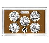 2018 S United States Mint America the Beatiful Quarters Proof Set Original Mint Packaging