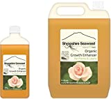 Organic Liquid Seaweed Plant Fertiliser / Fertilizer - 1 Litre - Other Sizes Available