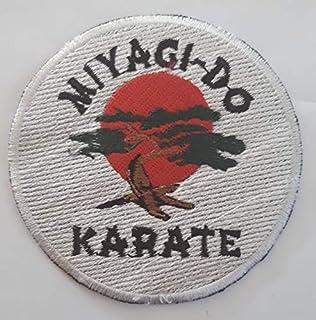Parche bordado de karate cobra kai artes marciales Kimono Gi