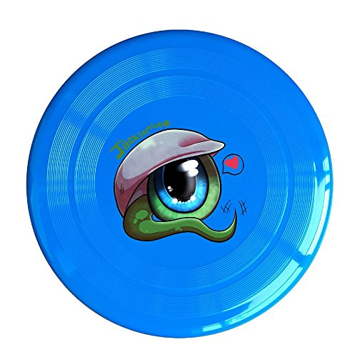 SYYFB Unisex Sam Best Friends Outdoor Game Frisbee Sport Disc RoyalBlue