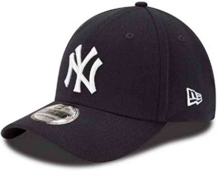 S//M New Era 39Thirty Stretch Cap New York Yankees navy
