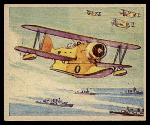 NonSport 1938 Action Gum R1#40 Cruisers' Scout Planes VG/EX Very ()