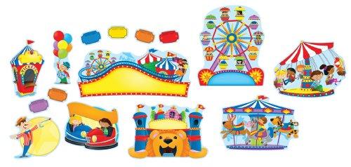 - Carson Dellosa Carnival Fun Bulletin Board Set (110169)