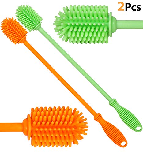 Gift Tote Peanut Butter - Ponnex Silicone Bottle Brush -