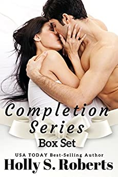 Completion Series Box Set: New Adult Sports Romance by [Roberts, Holly S.]
