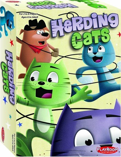 Herding Cats,Card Game
