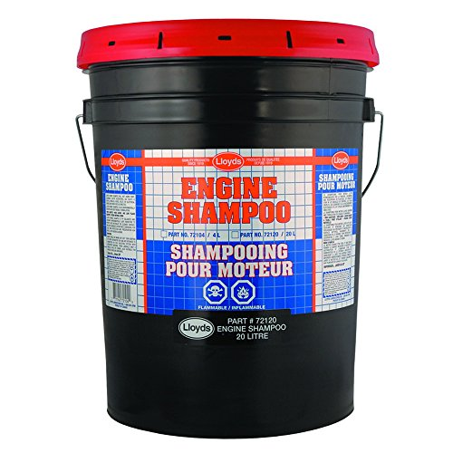 Engine Shampoo - Orange Solvent Based, 72120, 20 L pail (5.25 gal) by Engine Shampoo