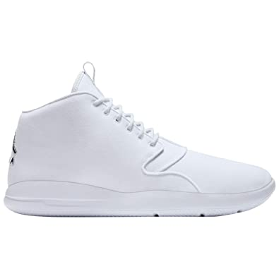 f1f0292bae Nike Air Jordan Eclipse Chukka Mens Trainers 881453 Sneakers Shoes (UK 9 US  10 EU 44, White Black Pure Platinum 100): Buy Online at Low Prices in India  ...