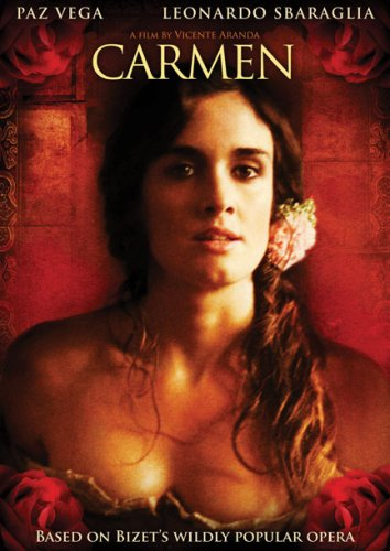 DVD : Carmen [2003] [Widescreen] [Sensormatic] [Checkpoint] (Widescreen, Dubbed, Sensormatic, Checkpoint)