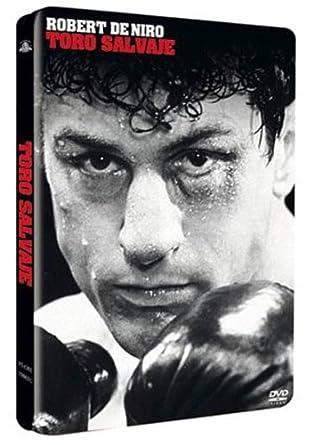 Toro Salvaje (Metal) [DVD]: Amazon.es: Cathy Moriarty, Robert De ...