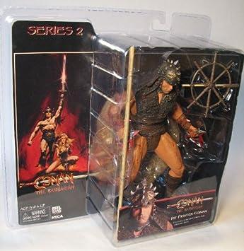 Figura Conan Battle Helmet 18 cms: Amazon.es: Juguetes y juegos