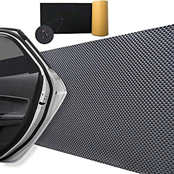 Best thick garage door wall mat
