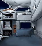 "Best Semi Trucks - 42""x85"" sheet set Blue Premium Softness Wrinkle Review"