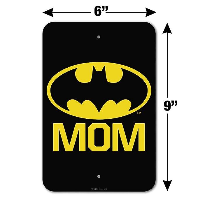 GRAPHICS & MORE Cartel de Batman con el Logotipo casa o ...