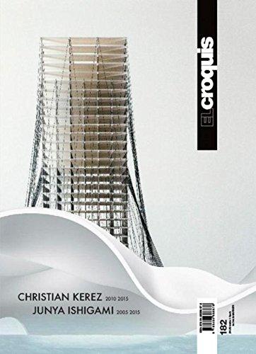 Descargar Libro Christian Kerez 2005-2015. Ediz. Inglese E Spagnola: Christian Kerez 2010 / 2015 - Junya Ishigami 2005 / 2015: 182 De Publicación Desconocido