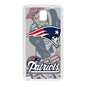DAZHAHUI New England Patriots Fahionable And Popular Back Case Cover For Samsung Galaxy Note3