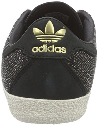 Adidas Originals Gazelle Des Années 70 Uomo Low-top - Nero, 39 1/3 Eu